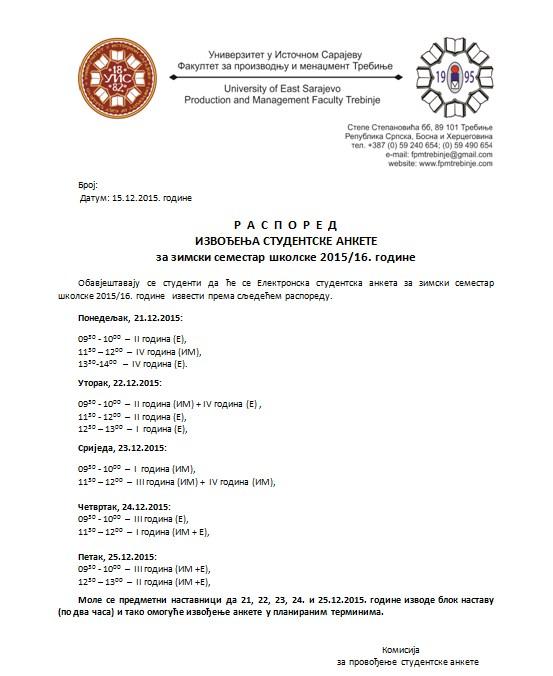 raspored-anketiranja-za-zimski-semestar-2015